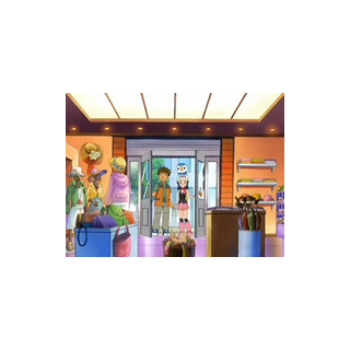 Interior de la tienda de Lila/Laila.