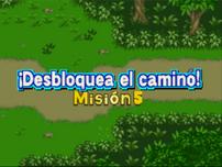 Mision 5 Pokémon Ranger