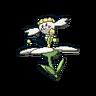 Flabébé blanca XY