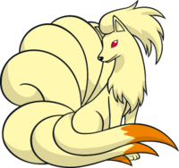 Ninetales (dream world)
