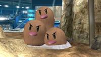 Dugtrio SSB4 Wii U