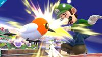 Fletchling SSB4 Wii U