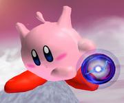 Kirby gorro Mewtwo SSBM