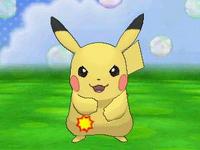 Pikachu en el Poké Recreo (4) XY