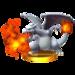Trofeo de Charizard (alt.) SSB4 (3DS)
