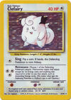 Clefairy Base Set
