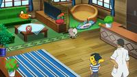EP958 Cojines con forma de Pokémon