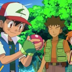 Brock en un recuerdo del <a href=