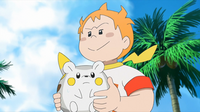 EP956 Togedemaru y Chris