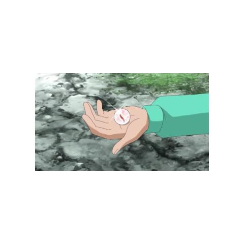 Audinita en el anime.