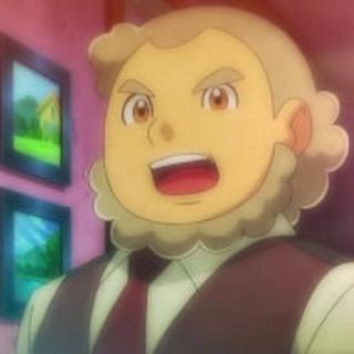 El abuelo de Robert/Roberto también era un fotógrafo Pokémon.