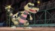 EP723 Krokorok de Yakón