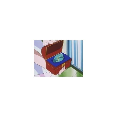Piedra trueno en el anime.
