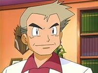 EP410 Profesor Oak