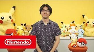 Mensaje de Shigeru Ohmori, de GAME FREAK - Pokémon Espada y Pokémon Escudo (gamescom 2019)