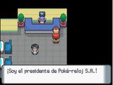 Presidente de Poké-reloj S.A.