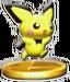Trofeo de Pichu
