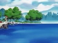 EP001 Misty pescando