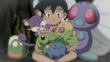 EP924 Ash de pequeño con Pokémon