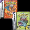 Pokémon Rojo Fuego y Verde Hoja