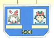 EP468 May y Ash clasifican y se enfrentan