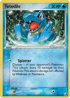Totodile 78 (Ex (TCG) Unseen Forces)