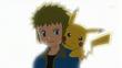 EP634 Pikachu junto a lectro