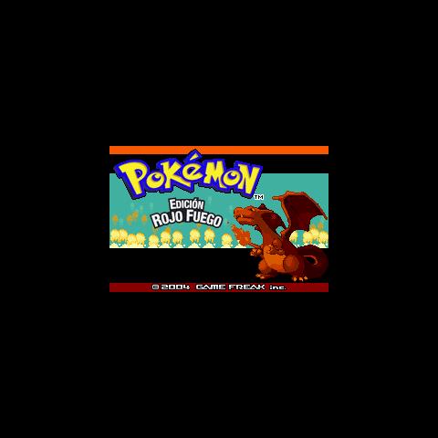 Pokémon Rojo Fuego.