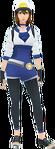 Entrenadora Pokémon Go