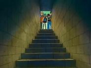 EP528 Escaleras a los pasadizos