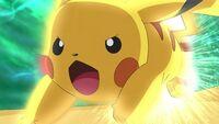 EP670 Ataque rapido de Pikachu