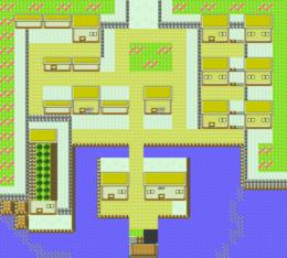 Mapa beta de ciudad olivo