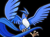 Articuno Pokémon Ranger 3