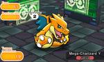Mega-Charizard Y (2) Pokémon Shuffle
