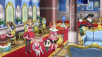 EP915 Estrellas y sus Pokémon