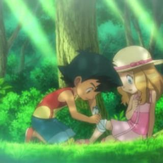 Ash de pequeño en el <a href=