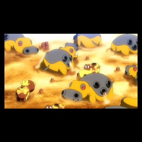 Varios Pokémon de <a href=
