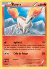 Ponyta (Destellos de Fuego TCG)