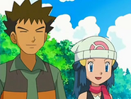 EP522 Brock y Maya