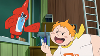 EP946 Chris intentando desmontar a Rotom