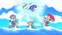 EP948 Fantasía del Team Rocket