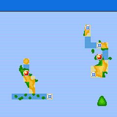 <b>Cuarta sección:</b> muestra las islas <a href=