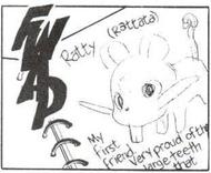 Dibujo Ratty