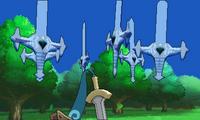 Danza espada XY 1