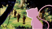 El origen de Mewtwo Mew