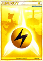 Energía relámpago (HeartGold & SoulSilver TCG)