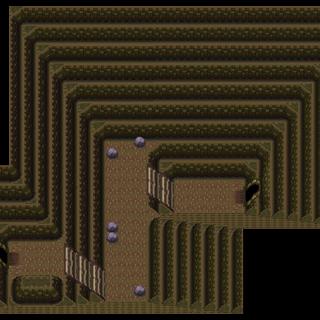 Entrada al sótano profundo.