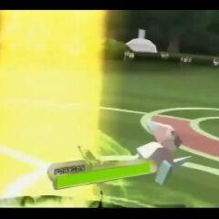 Rayo solar en <a href=