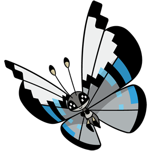 Vivillon monzón (dream world)