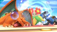 Bellossom SSB Wii U